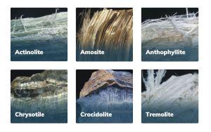 asbestos types what is asbestos how does asbestos look like